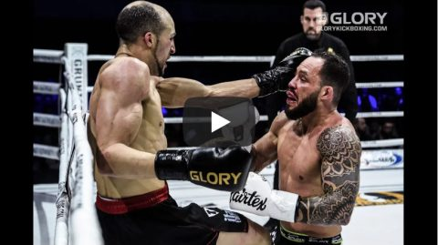 [Video] GLORY 52: Robin van Roosmalen vs Kevin VanNostrand – Full Fight