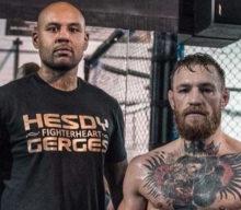 [Nieuws] Hesdy Gerges traint met Conor McGregor