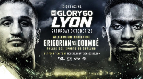 [GALA] FIGHT CARD GLORY 60 LYON