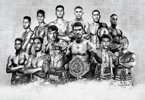 [NIEUWS] FERNANDO GROENHART VECHT OP 23-11-18 OP Yas Island Muay Thai Championship