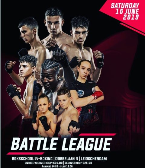 [GALA] BATTLE LEAGUE 15-06-2019