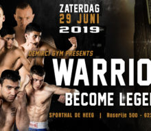 [GALA] WARRIORS BECOME LEGENDS 29-06-19