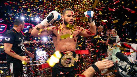 """[NIEUWS] FABIO KWASI WINT """"OSS FIGHTERS 5"""" 8-MAN ZWAARGEWICHT TOERNOOI IN ROEMENIË"""